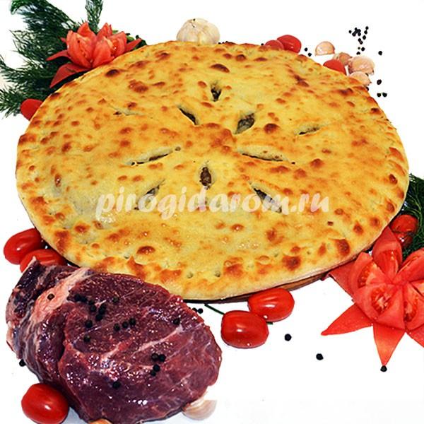 С мясом (Фыдджин)